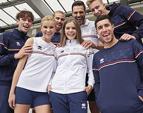 Errea sportswear