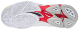 Mizuno wave Lightning z6 | MID | White/Black/DivaBlue_