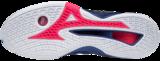 Mizuno wave Stealth NEO | WHITE/SAFETYYELLOW_