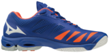 Mizuno wave Lightning Z5 | Blue / Orange_