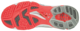 Mizuno wave Lightning Z5 | Dames | Glacier Gray_