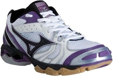 Mizuno wave Bolt 2 woman | white/purple