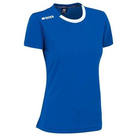 Errea Ramos Wedstrijdtshirt blauw maat L | Dames