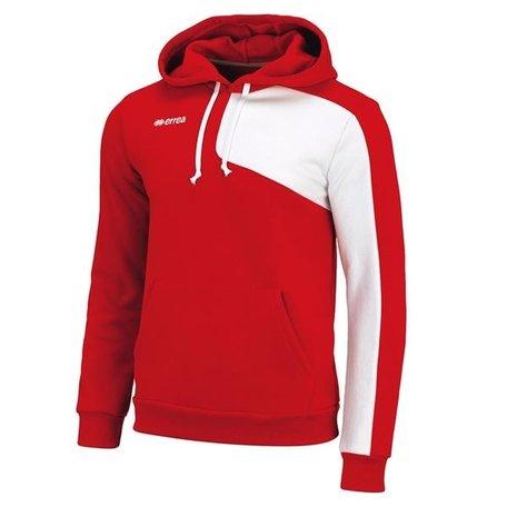 Malik sweater rood maat XXL