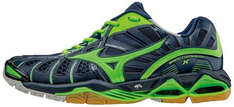 De Wave Tornado X | green-black