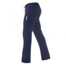 Errea dames training / joggingbroek navy SALE