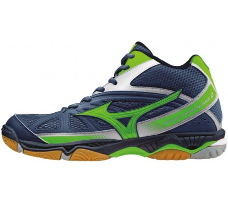 Mizuno Wave Hurricane 2 Mid-high
