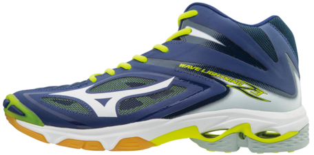 Mizuno Wave Lightning Z3 | MID | Navy | SALE