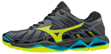 WAVE TORNADO X2 | Ombre Blue / Safety Yellow