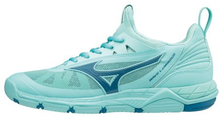 Mizuno wave Luminous | Women | lightblue