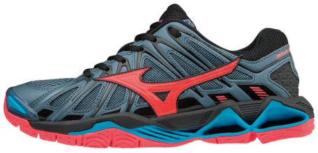 WAVE TORNADO X2 | woman | Blue Mirage/Fiery Coral