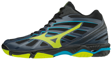 Mizuno Wave Hurricane 3 Mid-high