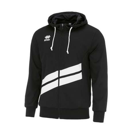 Hooded sweater uni model met clublogo