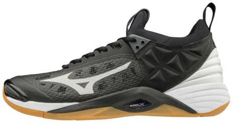 Mizuno wave Momentum | Black/White