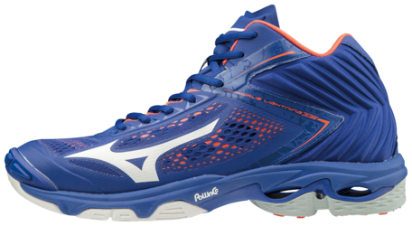 Mizuno wave Lightning Z5 | MID | Blue