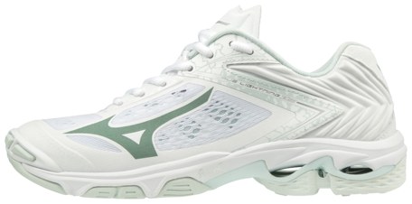 Mizuno wave Lightning Z5 | Women | White
