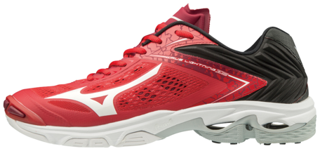 Mizuno wave Lightning Z5 | Tomato/White/Black