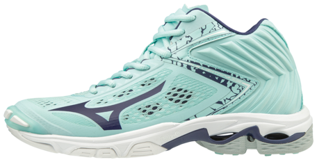 Mizuno wave Lightning Z5 | MID | Blue Light