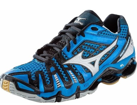 Mizuno wave Tornado 8 |  blue-black
