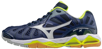 Mizuno Wave Tornado X | Navy | SALE