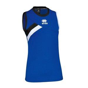 Errea Fortune shirt outlet blauw maten XL en XXL