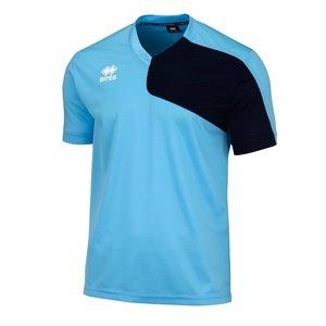 Errea Marcus shirt outlet lichtblauw maat S