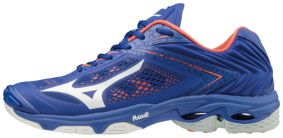Mizuno wave Lightning Z5 | Blue / Orange