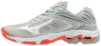 Mizuno wave Lightning Z5 | Dames | Glacier Gray